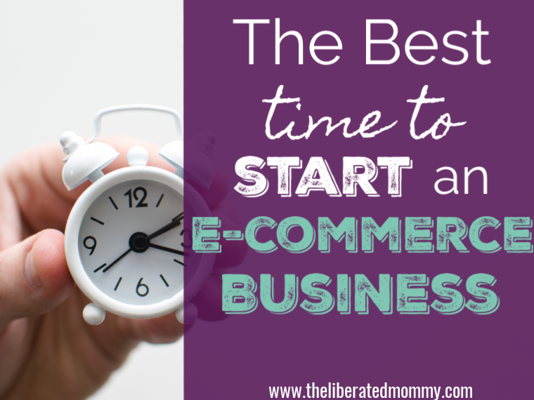 When is the best time to start an ecommerce business? This article will help you determine the best time to start your business, increase the likelihood of success and make money.